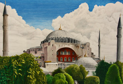 """Hagia Sophia"""