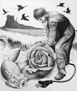 """Fisherman Unplugged"""