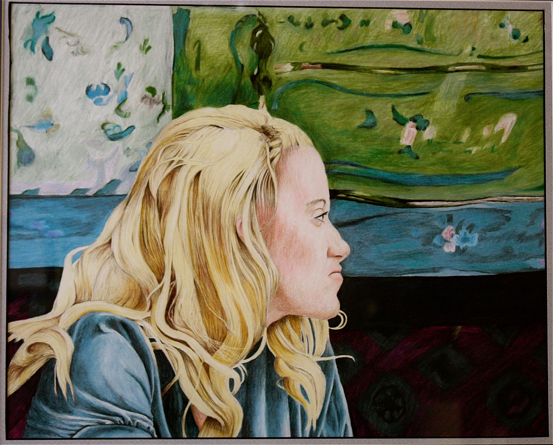 """""""Mary Cassatt Meditation"""""""
