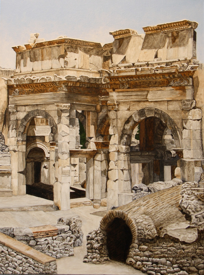 """""""Forum at Ephesus #2"""""""