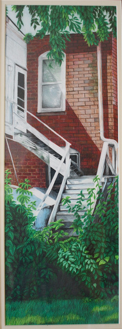 """""""Afternoon Staircase"""""""
