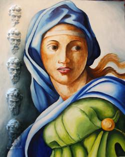 """Masters Series: My Michelangelo"""