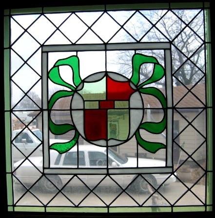 foyer east window