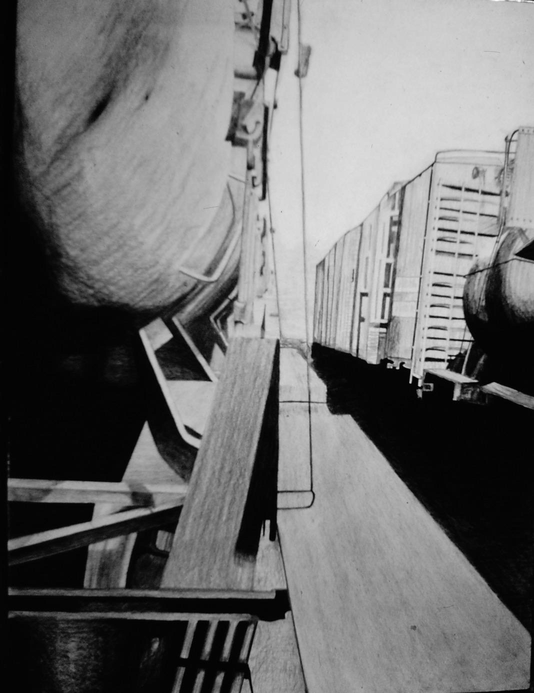 """""""Trainyard #2"""""""