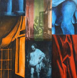 """""""The Ghost of Vermeer"""""""