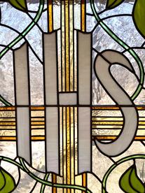 Chapel window