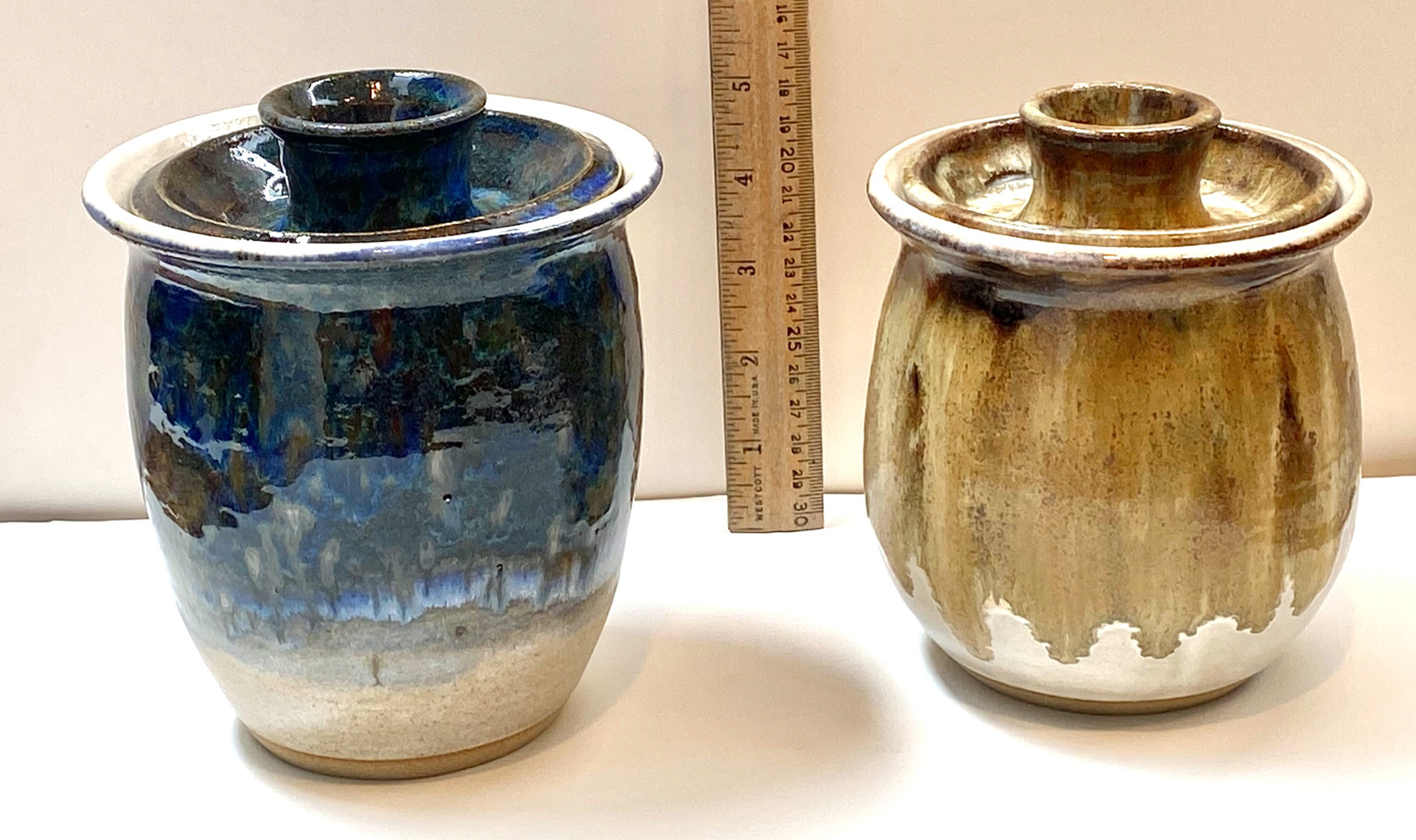 Lidded Vessels