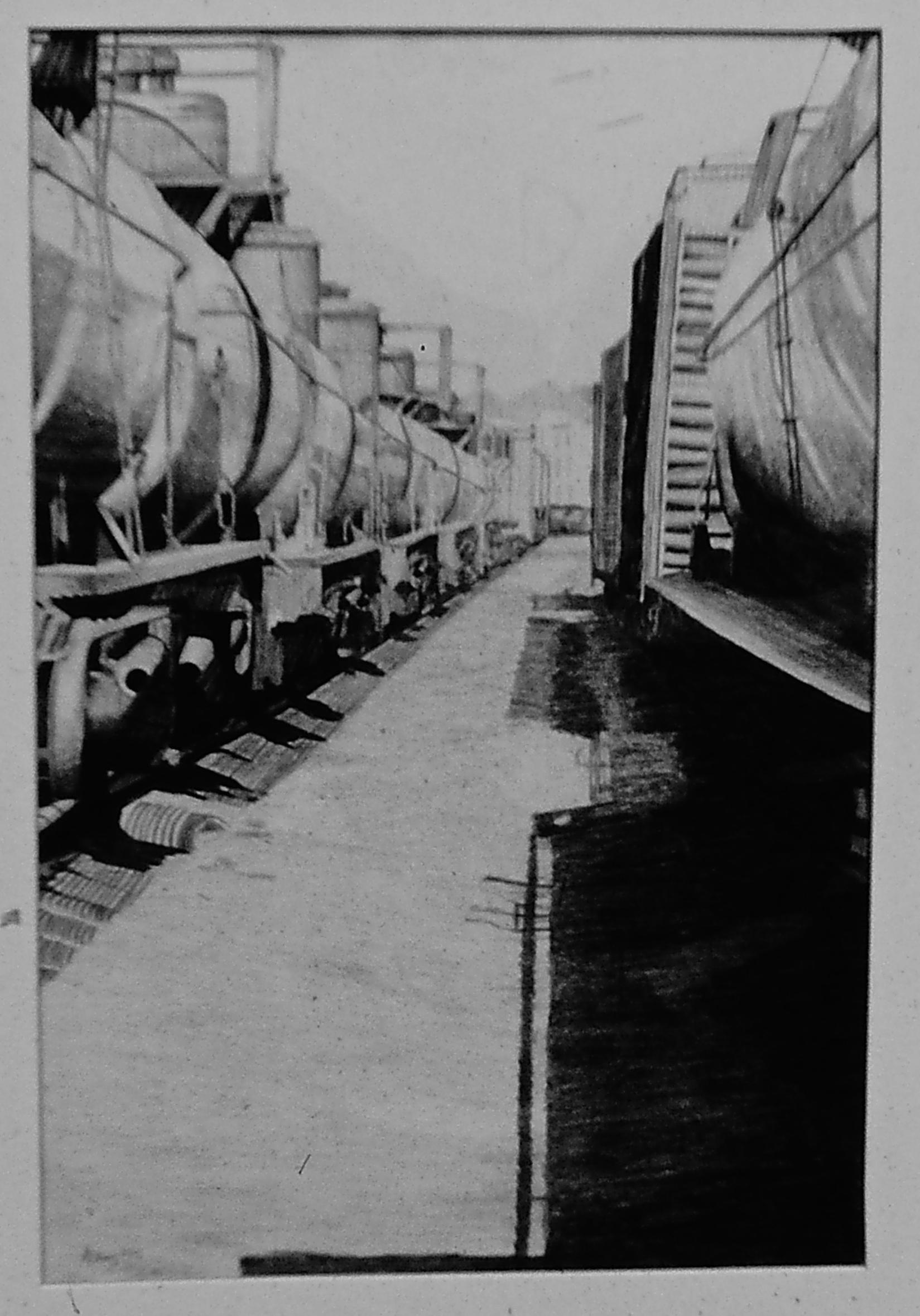 """""""Trainyard #1"""""""