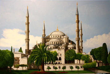"""""""The Blue Mosque"""""""
