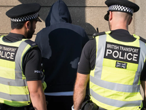 The trust among forces in England and Wales dropped among people of colour and ethnic minorities