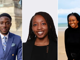 Congratulating the successes of the Black 'Class of 2020' in the UK