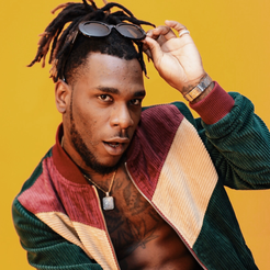 Burna Boy is the first Nigerian musician with a silver certification in the UK