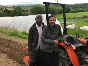 Scottish farmers celebrate achievements of Black business owners in Pharrell and Jay-Z's video