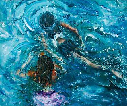 Floatation Swirl
