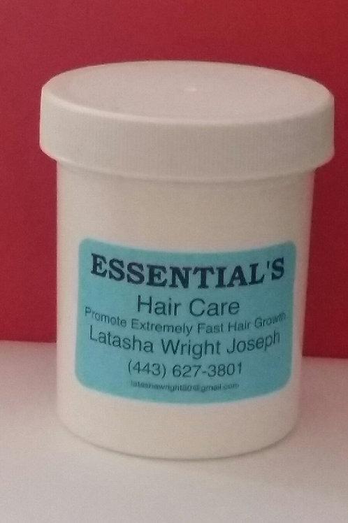 Essential's Hair Growth Creme 4oz