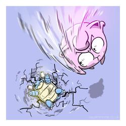 Jigglypunch: Blastoise