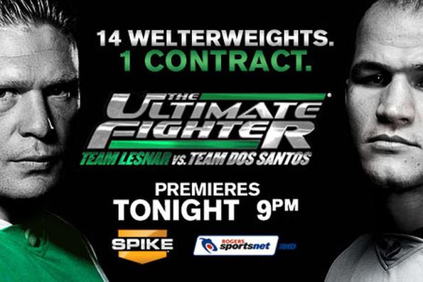UFC Campaign Poster