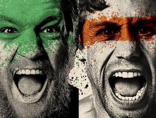 UFC Show Campaign
