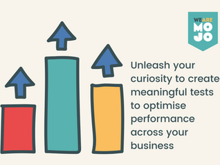 Curiosity Drives Optimisation