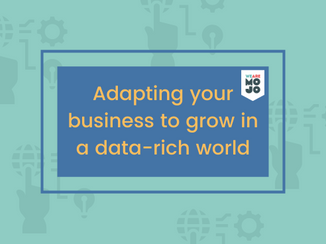 How are businesses leveraging the shift to digitalisation and the data it generates?