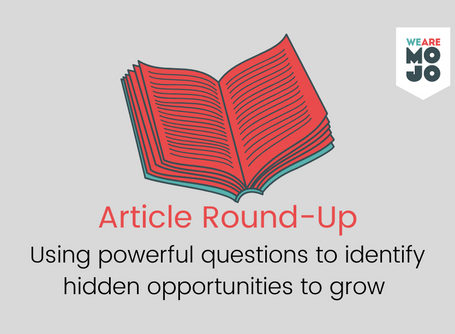 Article Round-Up: Powerful Questions