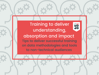 Training to deliver understanding, absorption and impact