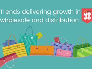 Trends delivering growth in wholesale and distribution businesses