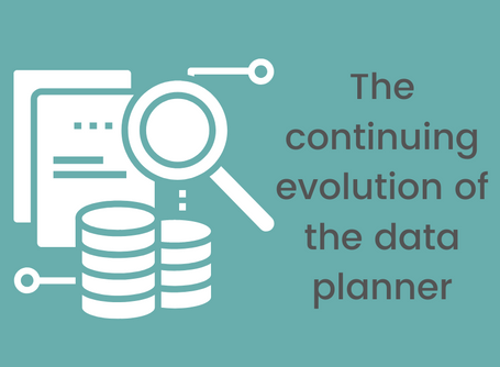 The data planner is dead, long live the data planner