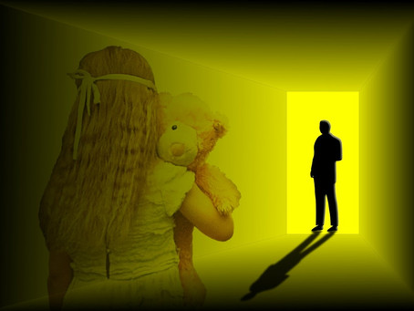 Paedophilic Claws Damaging Young Ones