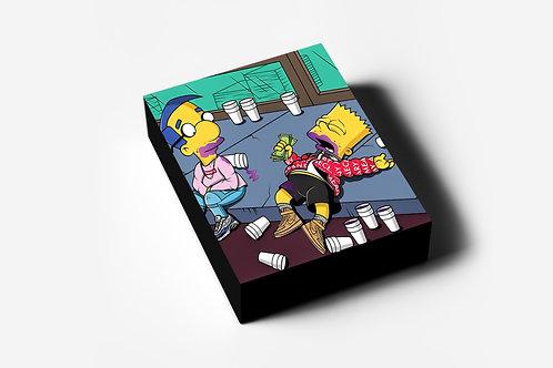 Bart Simpson x BAPE x SUPREME (Omnisphere 2 Skin)