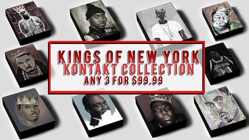 Kings Of New York Kontakt Librarys 3 for
