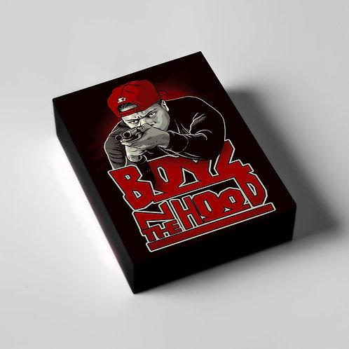 Boyz In Da Hood (Kontakt Library)