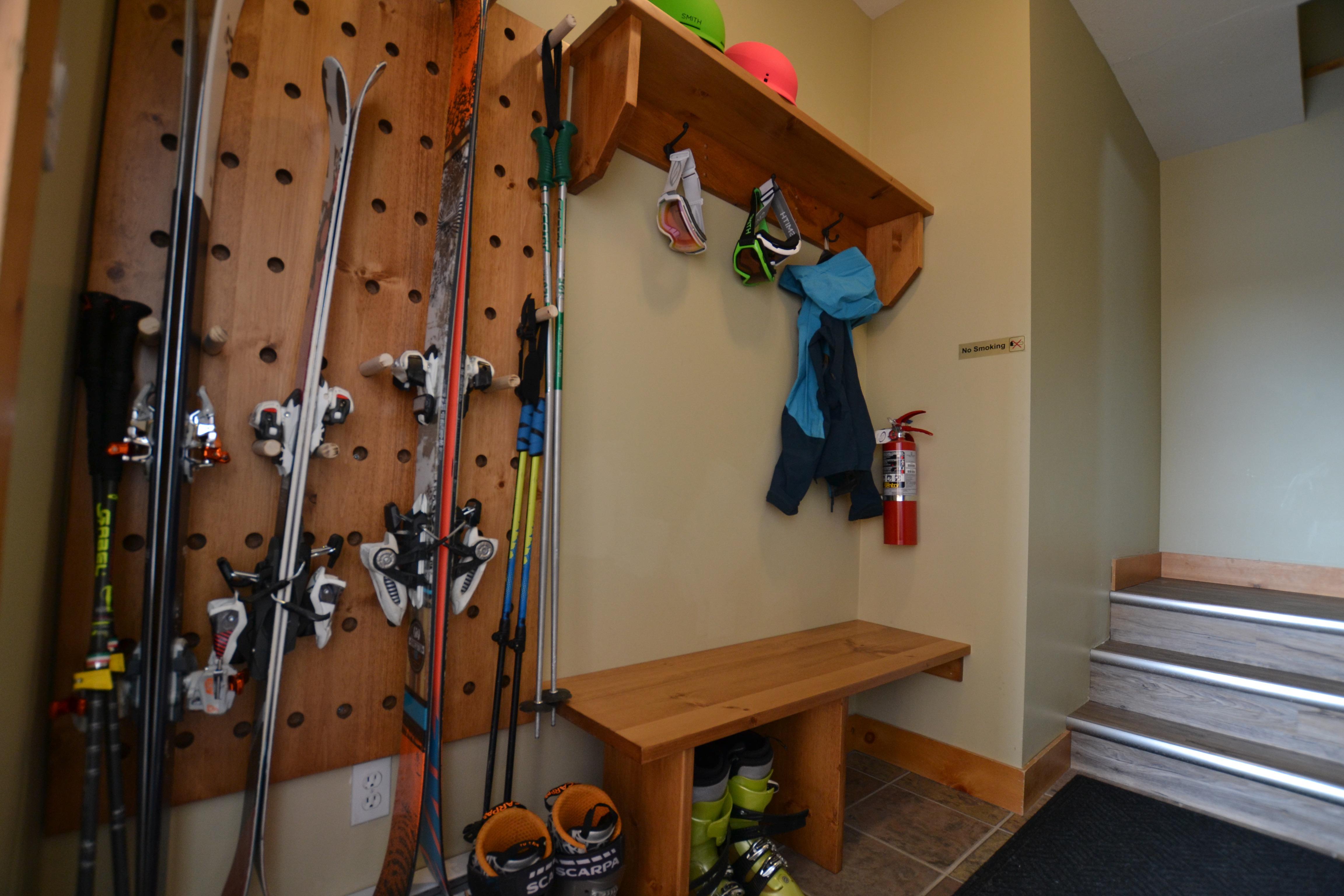 Ski Storage 411