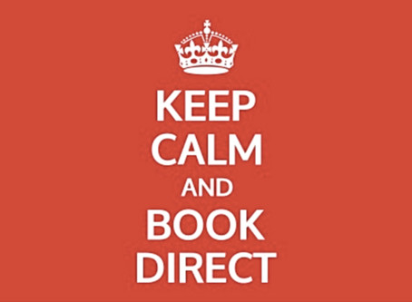 #BookDirect | Guest Education Day