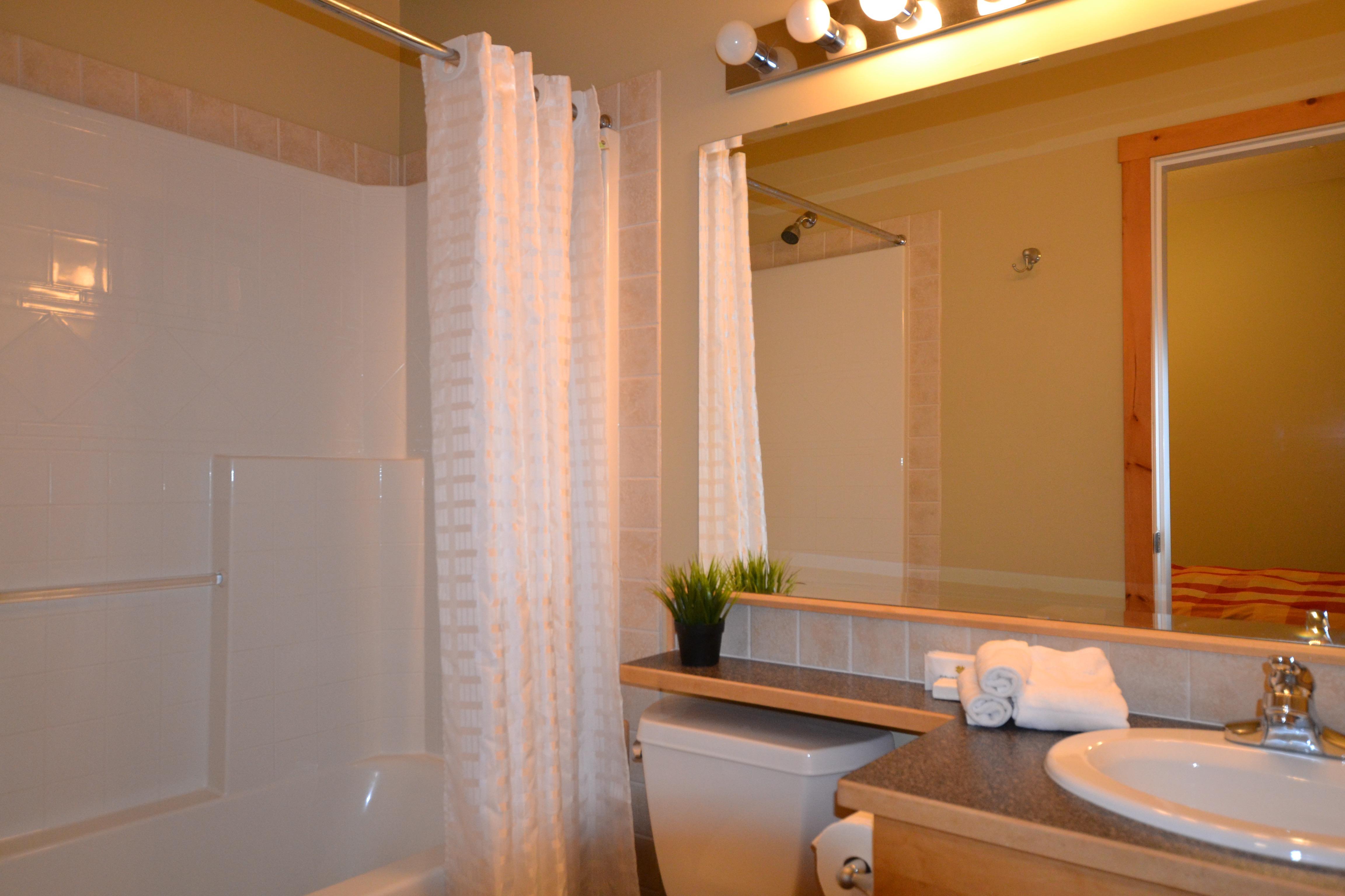 410 Bedroom 1 - Bathroom