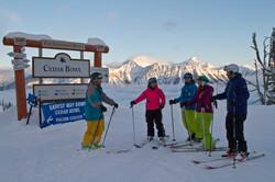 Fernie Alpine Resort - Cedar Bowl