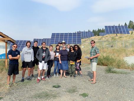 The SunMine | Kimberley's Solar Farm
