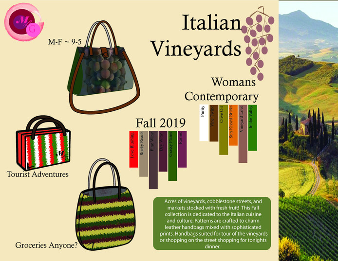 Project 3A - Italian Vineyards final pic