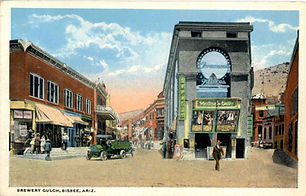 Take a Step Back in Time - Walking Tours with the Bisbee Mining & Historical Museum