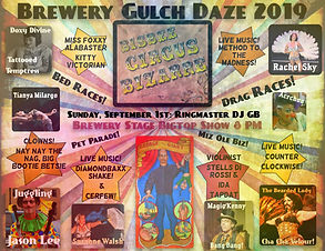 Brewery Gulch Daze