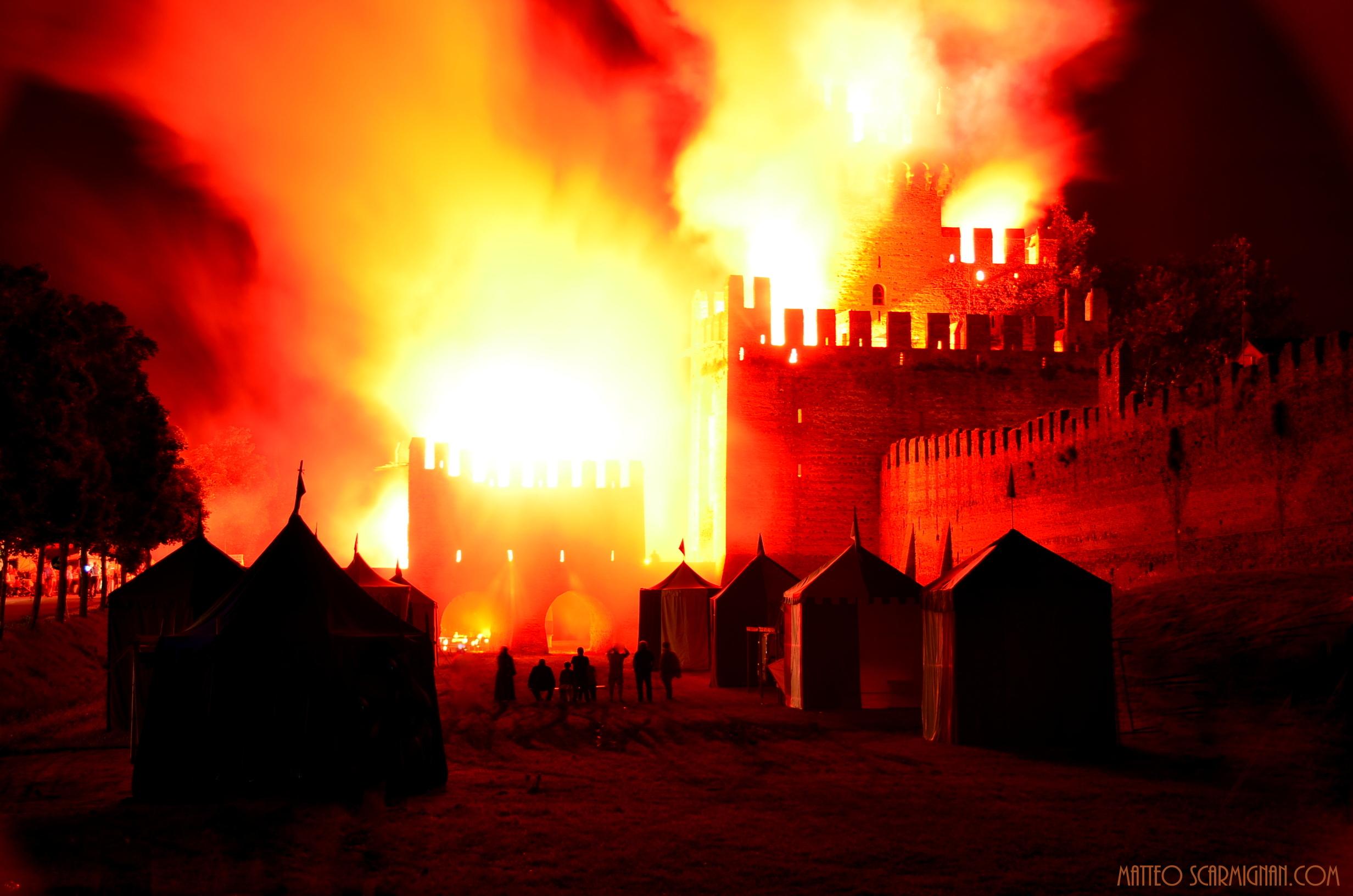 Incendio della Torre