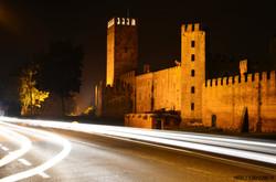 Porta Padova by night