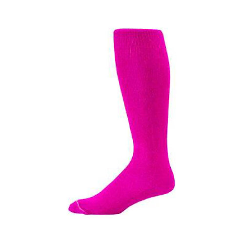 Neon Pink -Athletic Tube Sock