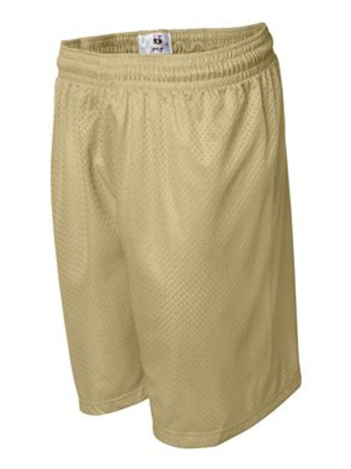 "AVAILABLE FALL 2020 - Adjustable Athletics - YOUTH Mesh 7"" Short"