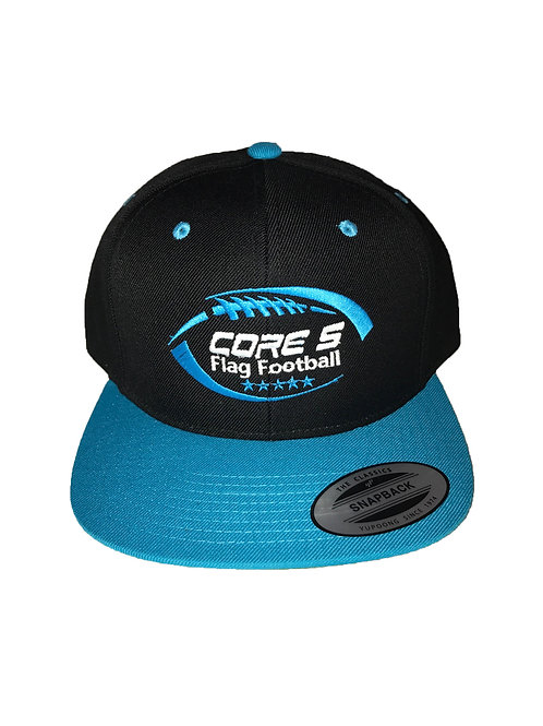 CORE 5 - Wool Blend Snapback Hat
