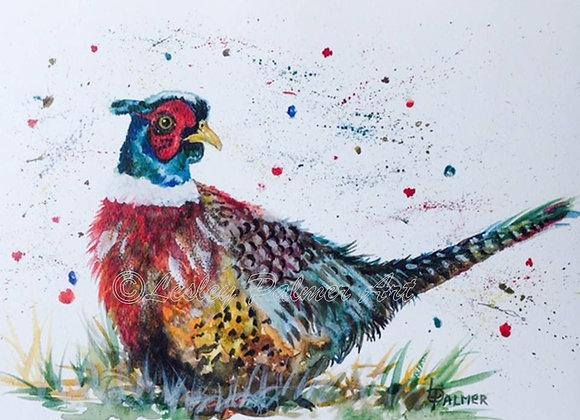 Pheasant Chap