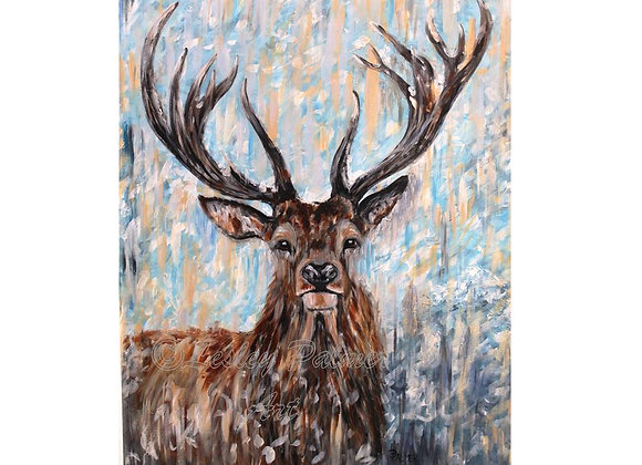 Stormy Stag