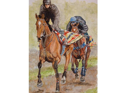 'On the Gallops'