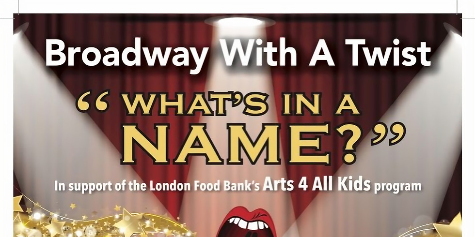 Broadway With A Twist