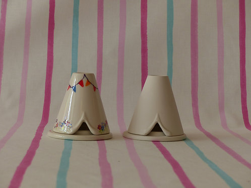 Teepee Incense Burner